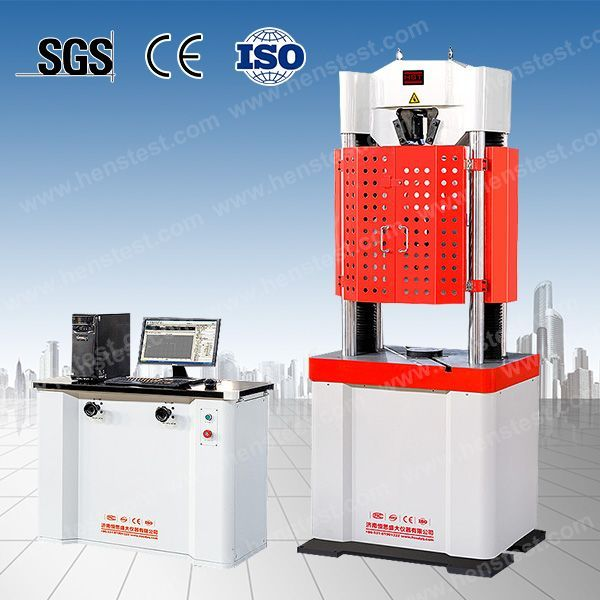 600KN/60吨电液式万能试验机