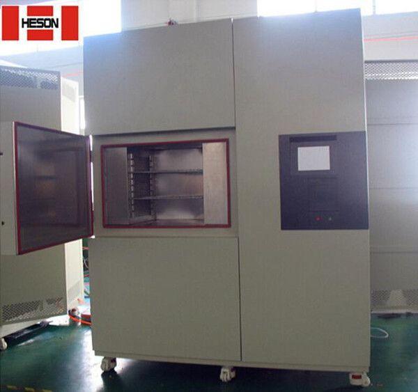 冷热冲击试验箱常见故障的分析和维修处理方法